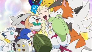 Images of sun and moon pokemon anime episode 107 english sub