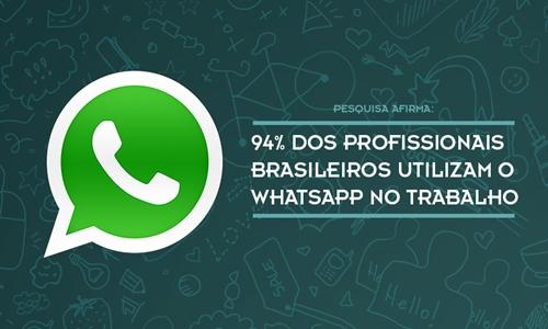 Usar WhatsApp pode dar demissão justa causa