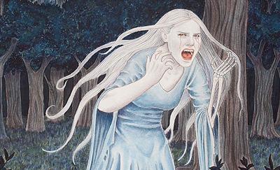 Banshee - Irish Mythology