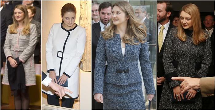 Наследная Великая герцогиня Стефания.