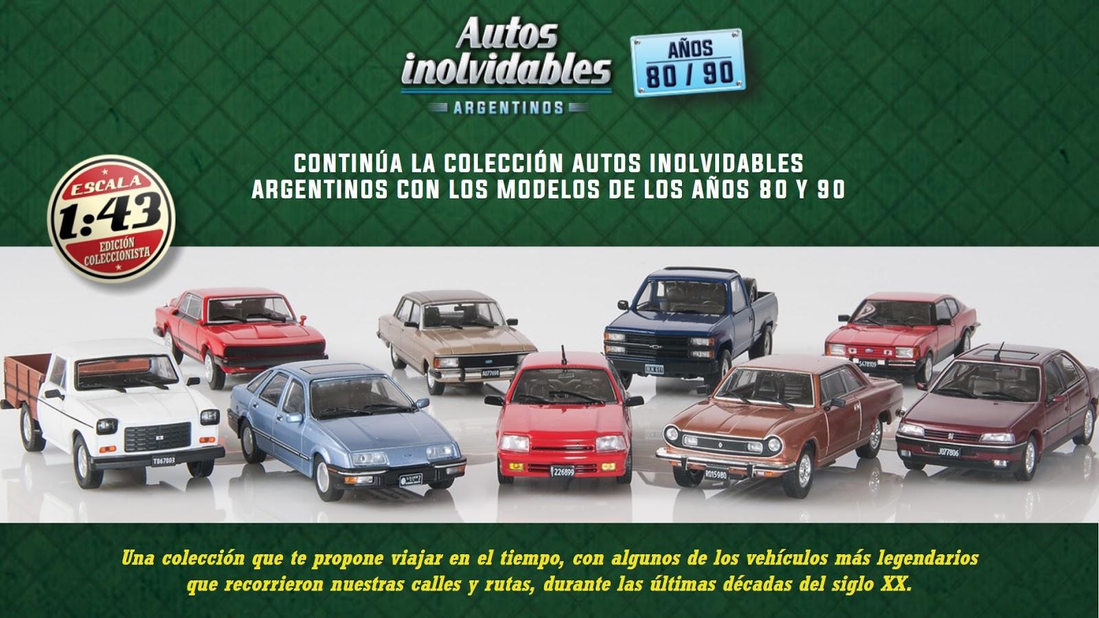 Volkswagen Gacel 1.8 1988 Colección Argentina 80//90 1:43