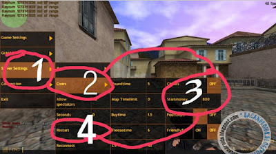 Cara Menambahkan Uang di Counter Strike client