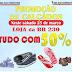 Só hoje nas lojas Geraldo Lira Promoção de Calçados tudo com 50% de desconto