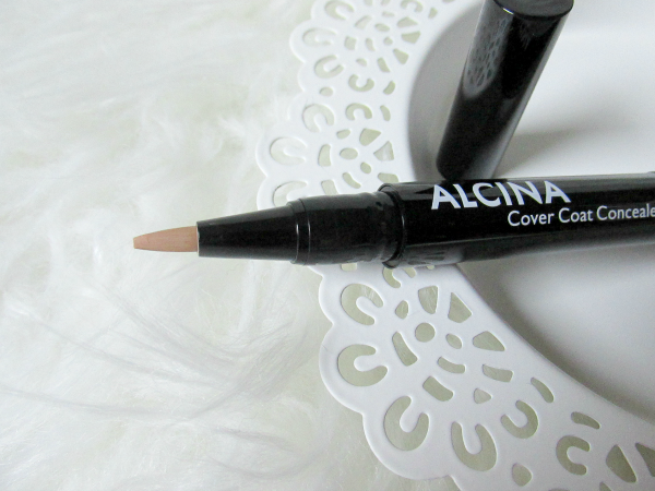 ALCINA Cover Coat Concealer 020 medium - 11.95 Euro - Review