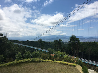 三島スカイウォーク 絶景ポイント