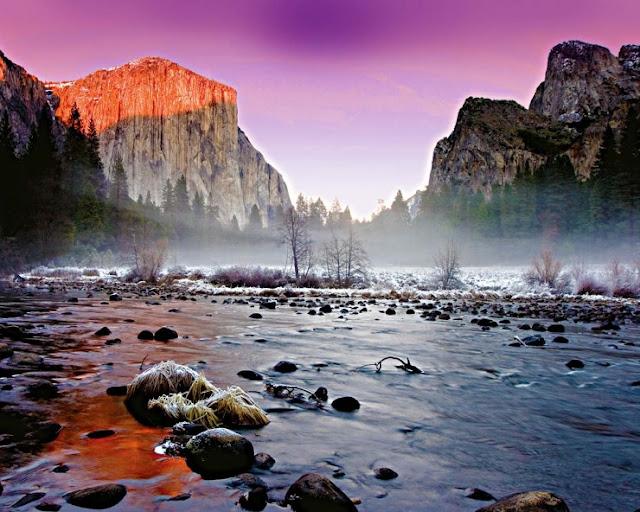 Mengunjungi Taman Nasional Yosemite