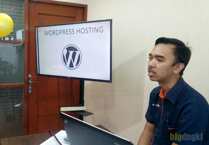 Angin Segar Buat Para Blogger: Wordpress Hosting