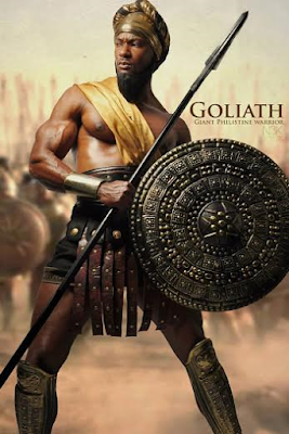 goliath of the philistines