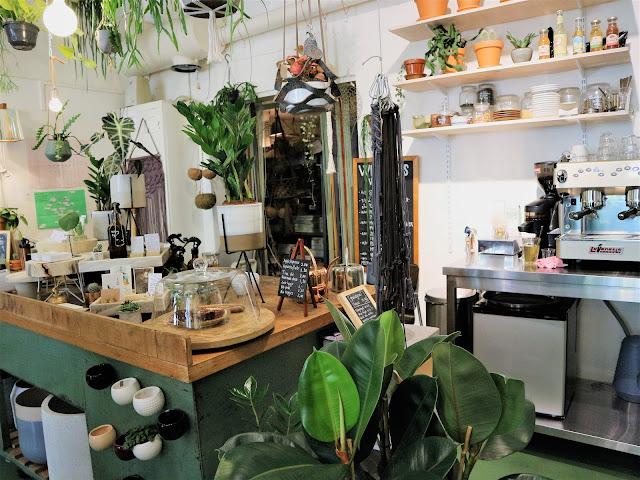 Amsterdam / Atelier rue verte / Wildernis 6 /