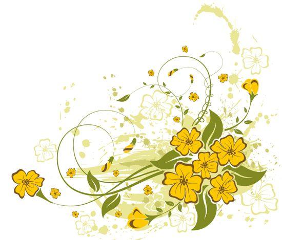 dibujos con color flores para imprimir | Imagenes y dibujos para ...