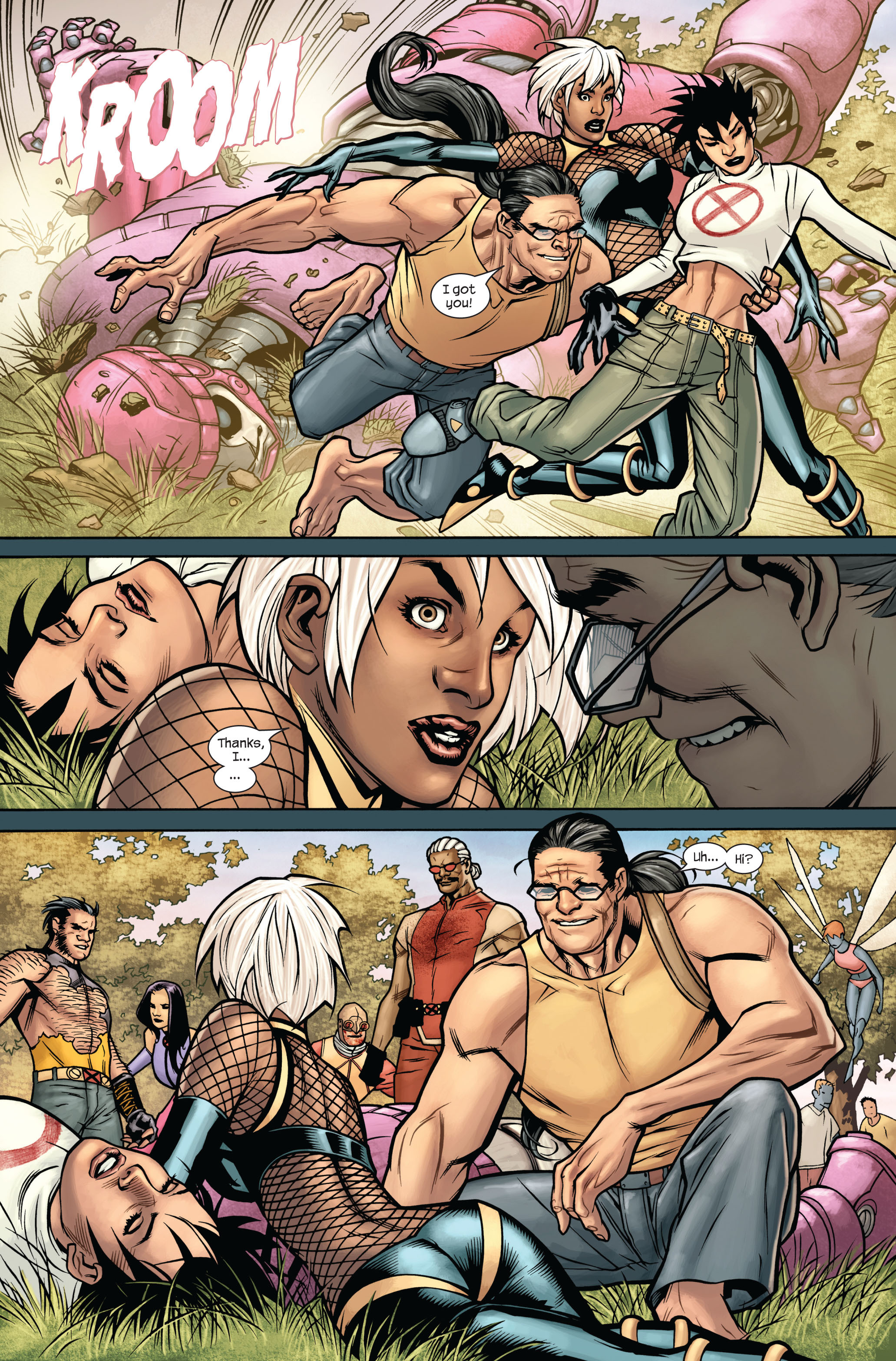 Read online Ultimate X-Men comic -  Issue #87 - 20