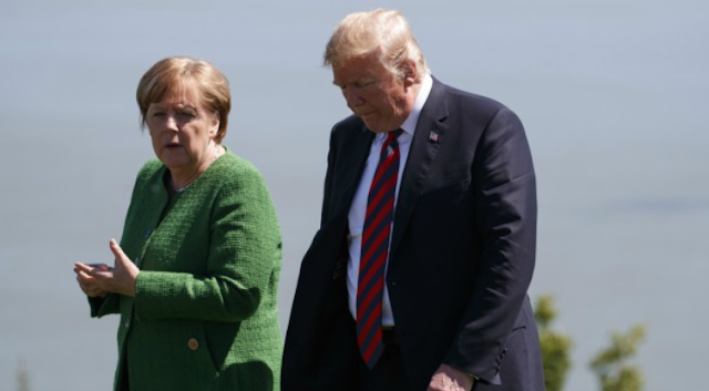 German Wobbliness on Russia Is Real--And it long predates Trump
