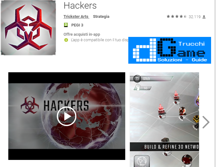 Trucchi Hackers Mod Apk Android v1.004