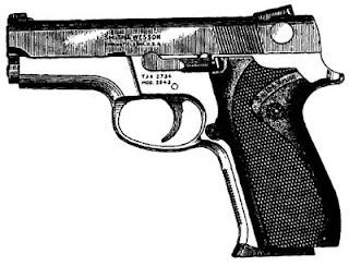 Автоматический пистолет «Смит-и-Вессон», модель 4006