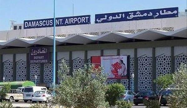 3٫1 مليارات ليرة لتأهيل وصيانة مطار دمشق الدولي