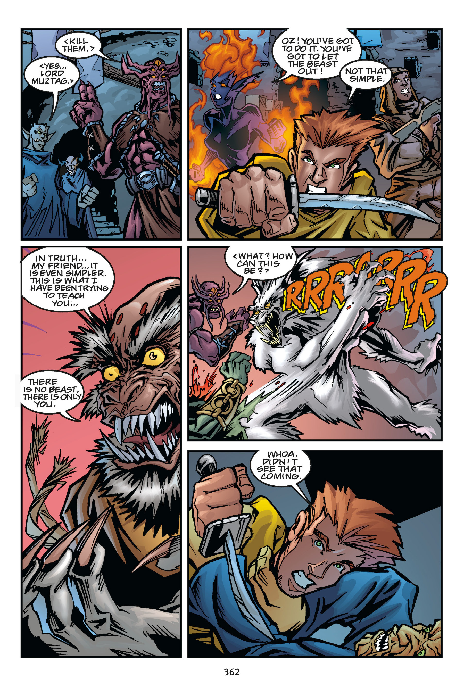 Read online Buffy the Vampire Slayer: Omnibus comic -  Issue # TPB 5 - 360
