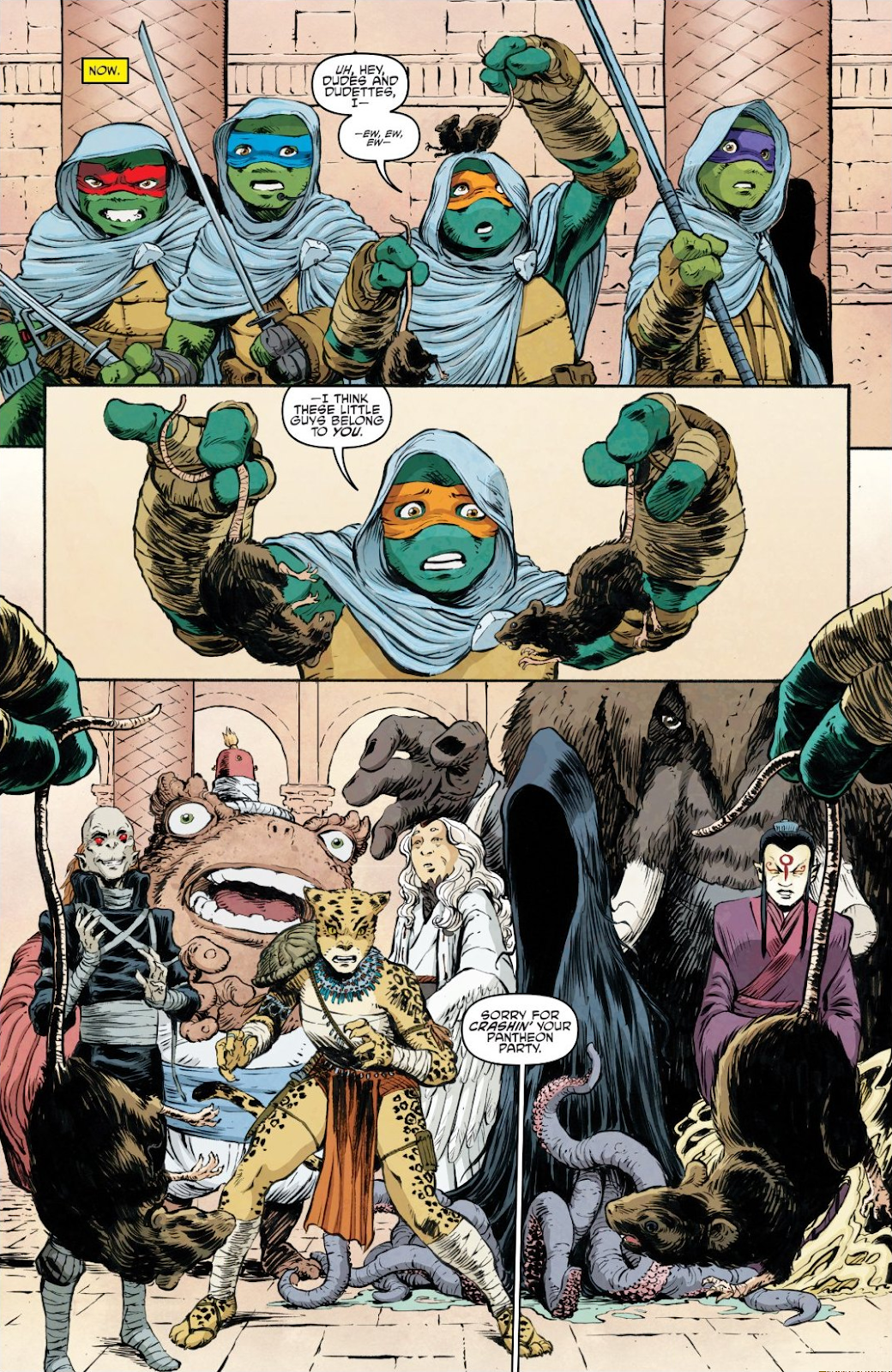 Read online Teenage Mutant Ninja Turtles: The IDW Collection comic -  Issue # TPB 9 (Part 2) - 60