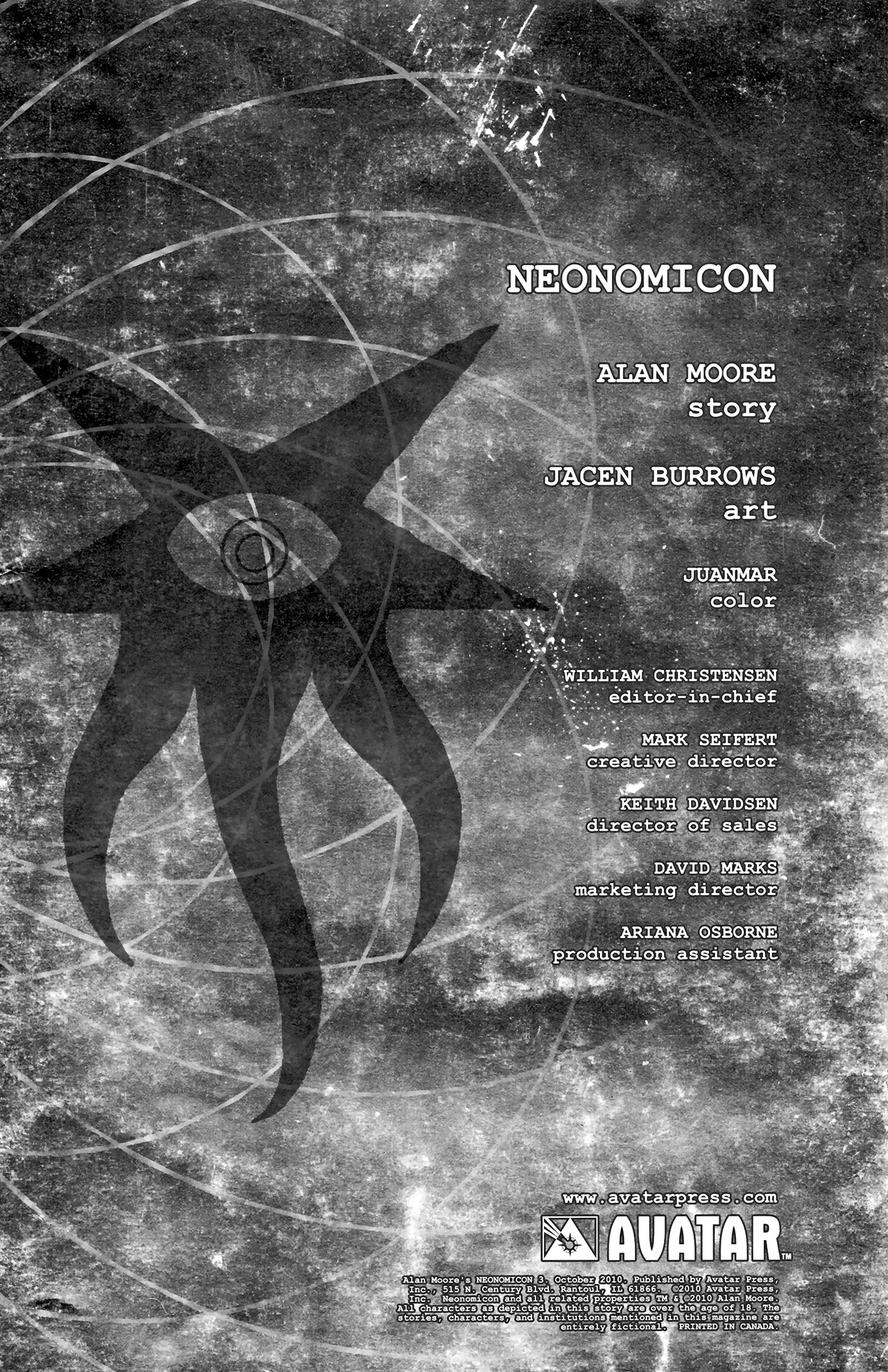 Read online Alan Moore's Neonomicon comic -  Issue #3 - 4