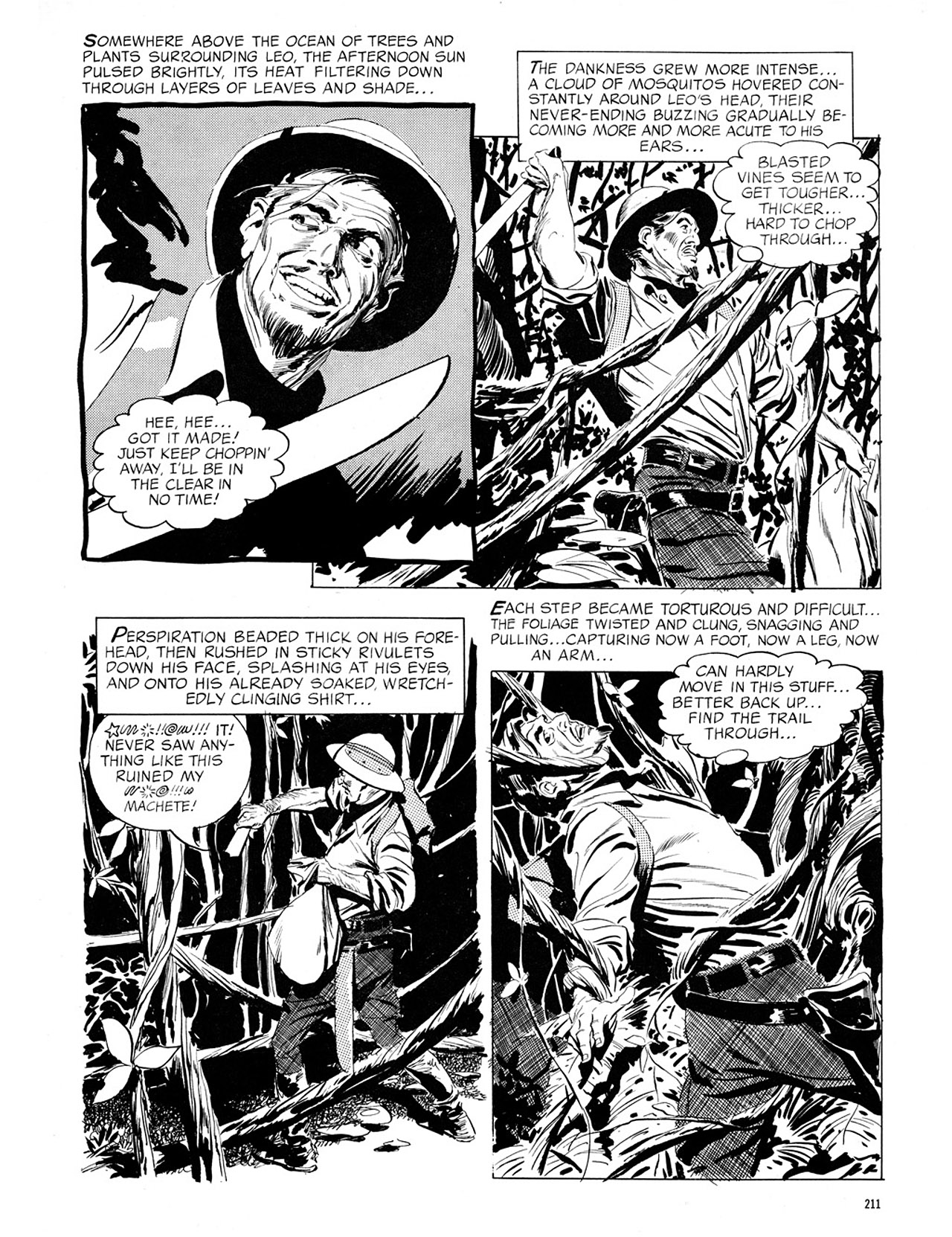 Read online Eerie Archives comic -  Issue # TPB 1 - 212