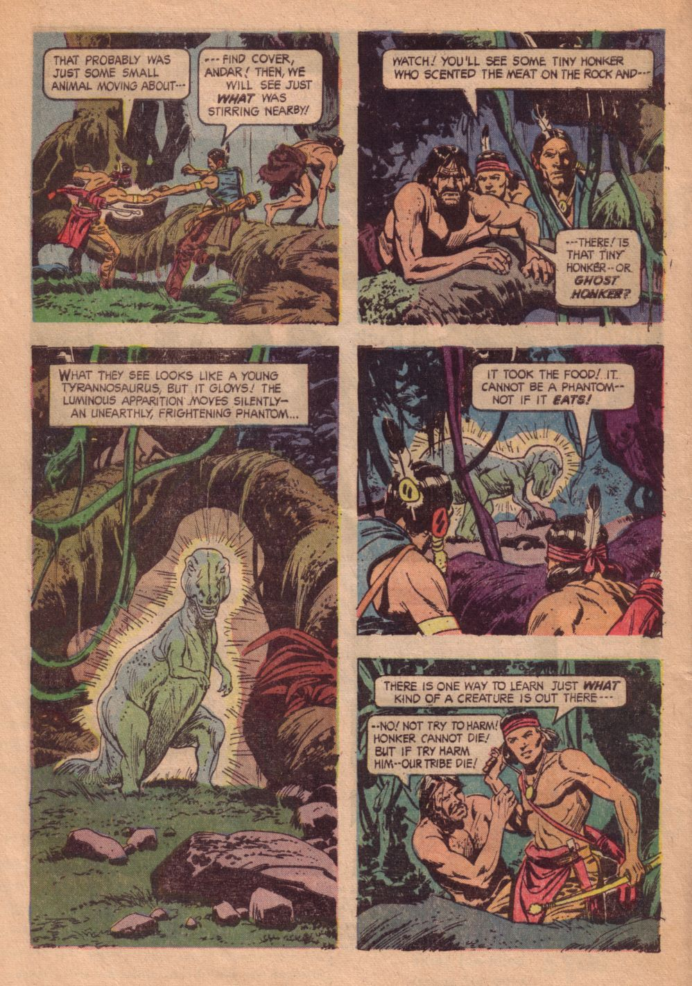 Read online Turok, Son of Stone comic -  Issue #41 - 4