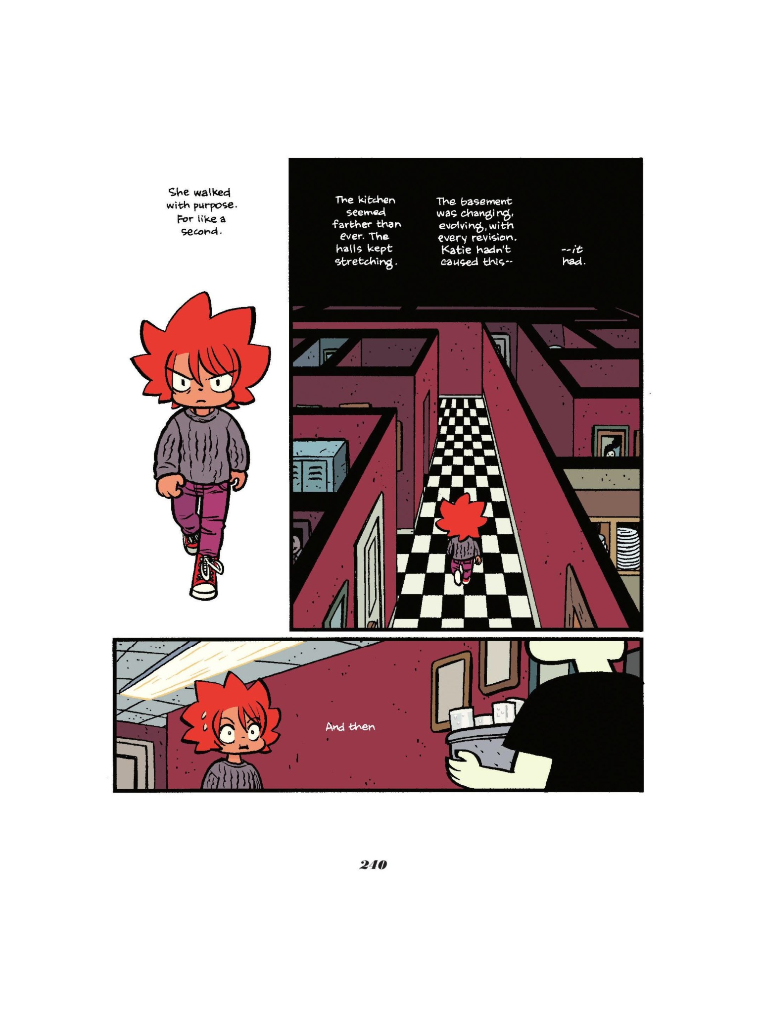 Read online Seconds comic -  Issue # Full - 240