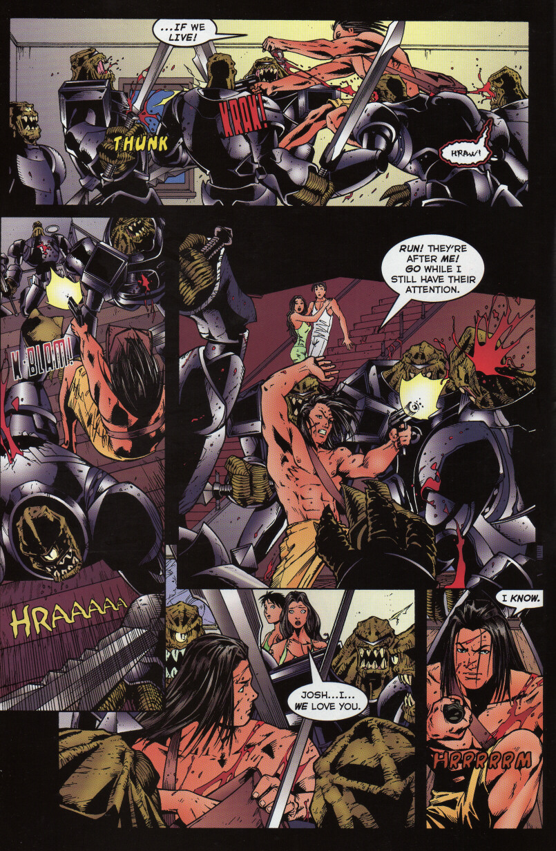 Read online Turok 3: Shadow of Oblivion comic -  Issue # Full - 13