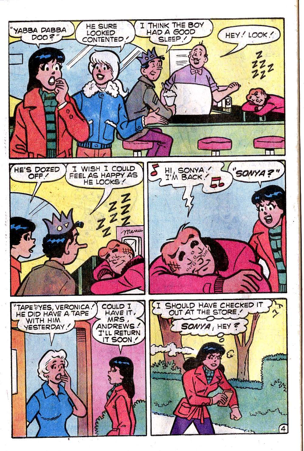 Read online Archie (1960) comic -  Issue #278 - 32