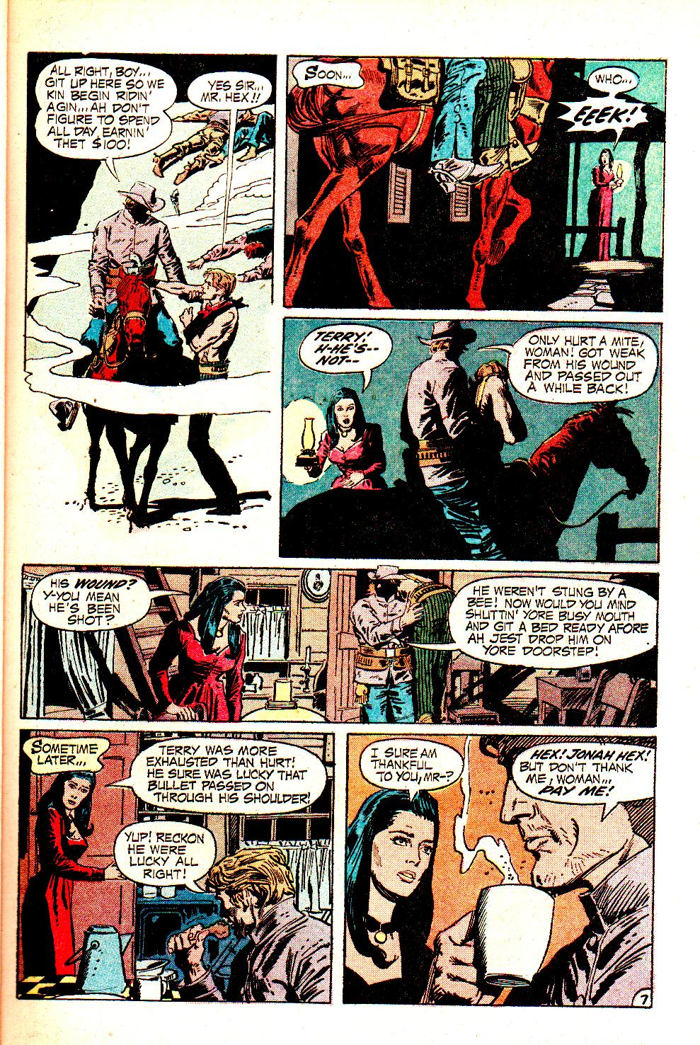 Read online All-Star Western (1970) comic -  Issue #11 - 11