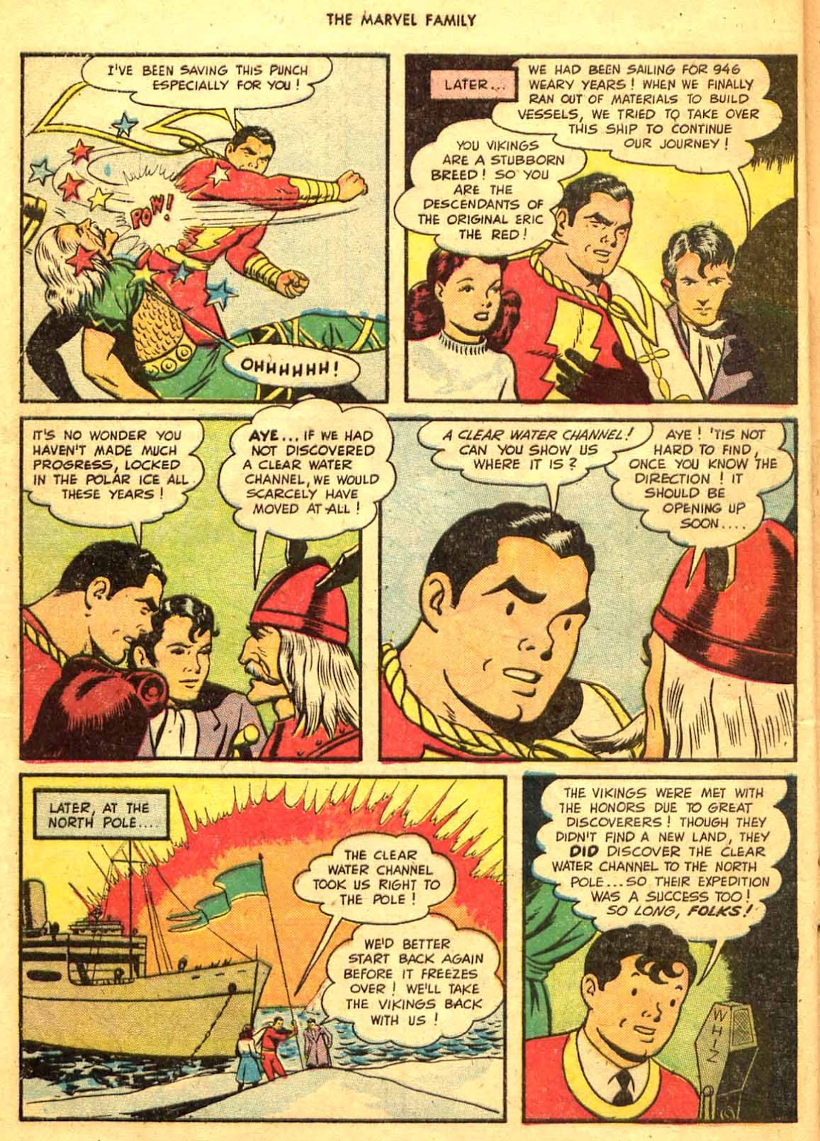 The Marvel Family issue 9 - Page 14