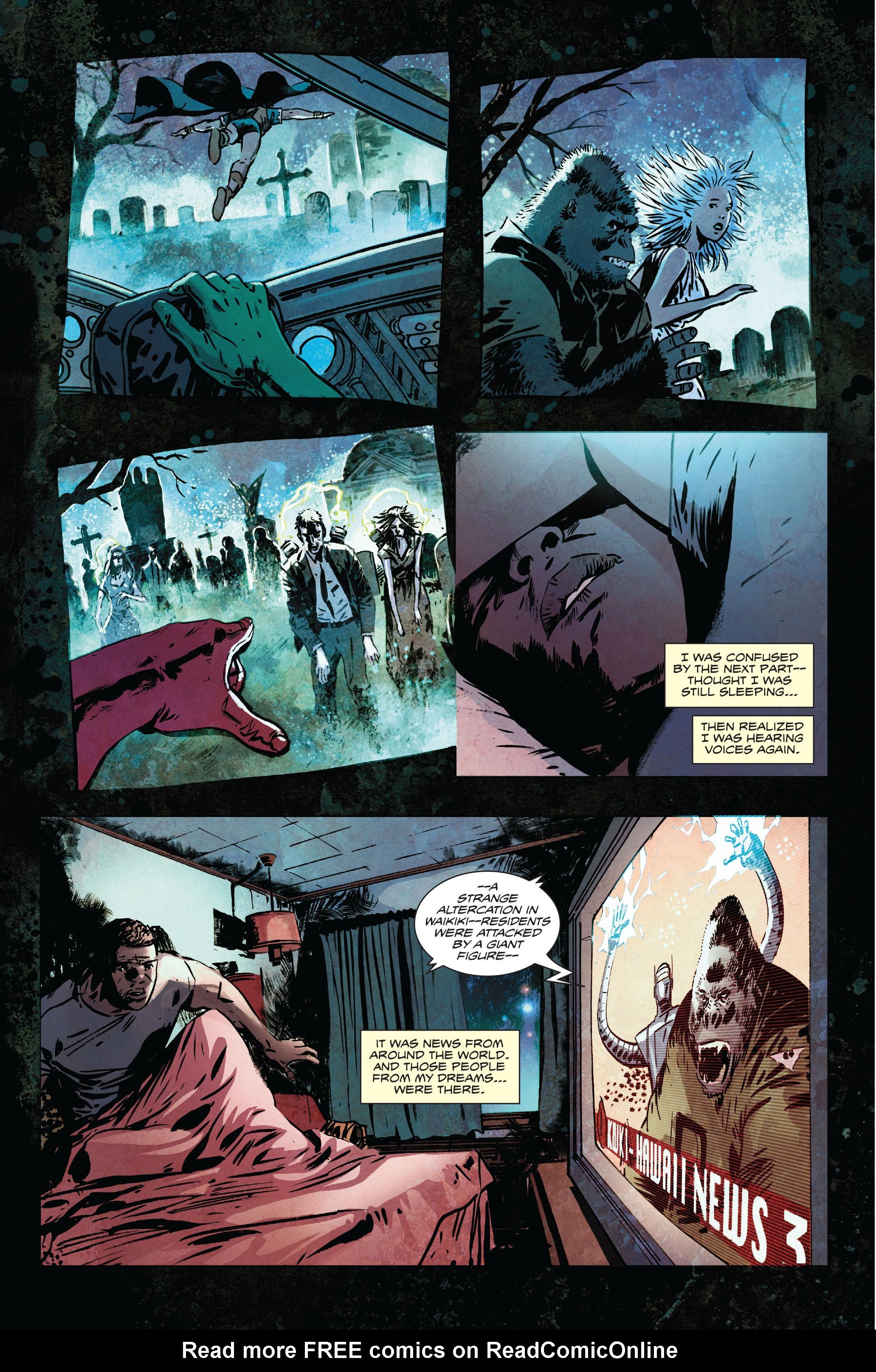 Read online Atlas comic -  Issue #1 - 16