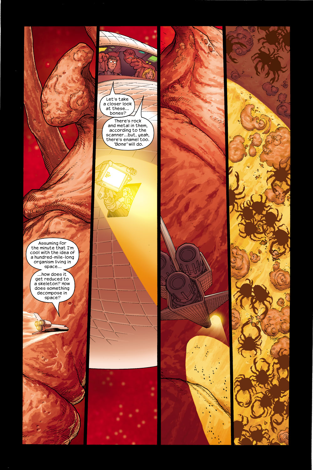 Read online Ultimate Fantastic Four (2004) comic -  Issue #15 - 13