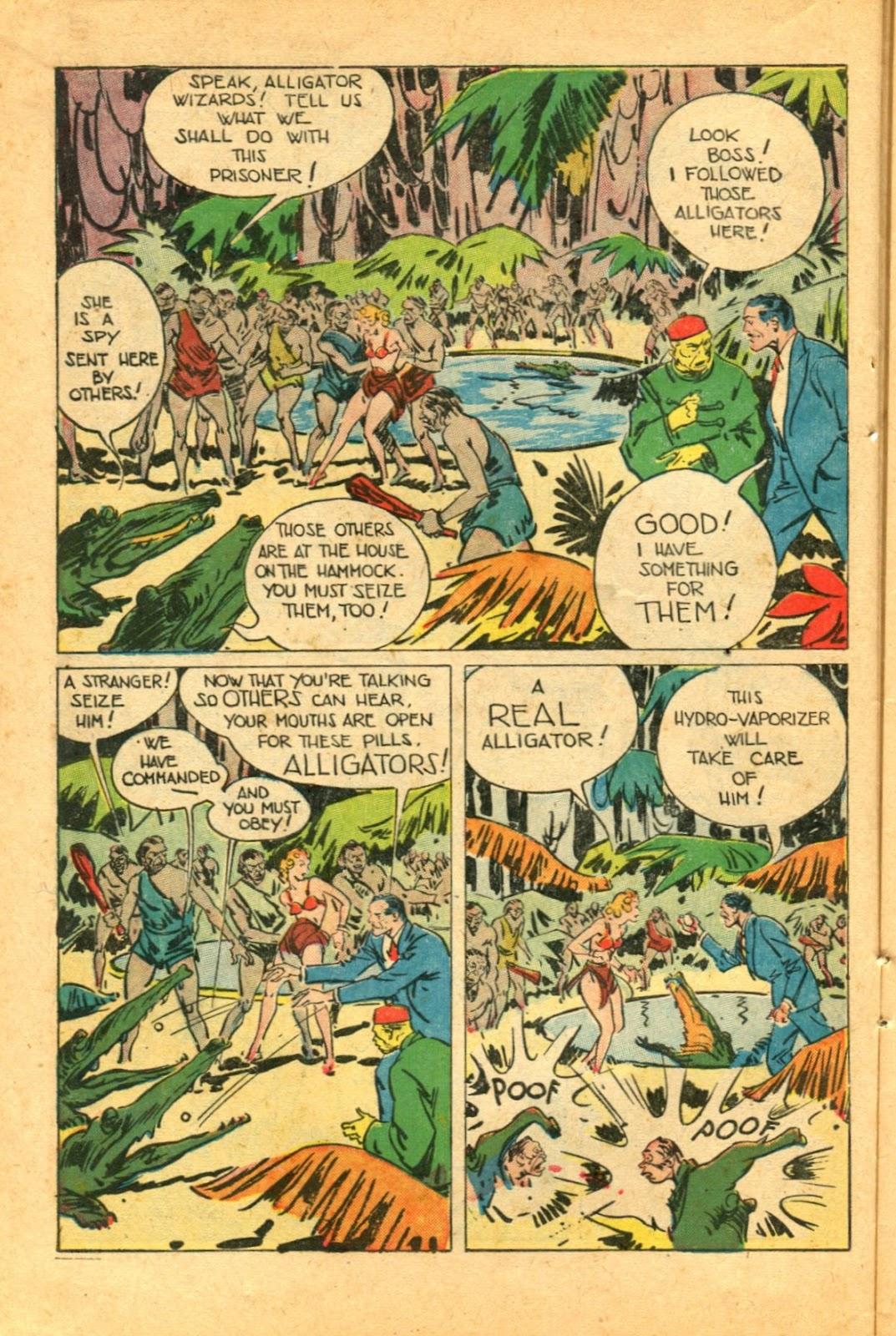 Read online Super-Magician Comics comic -  Issue #49 - 14