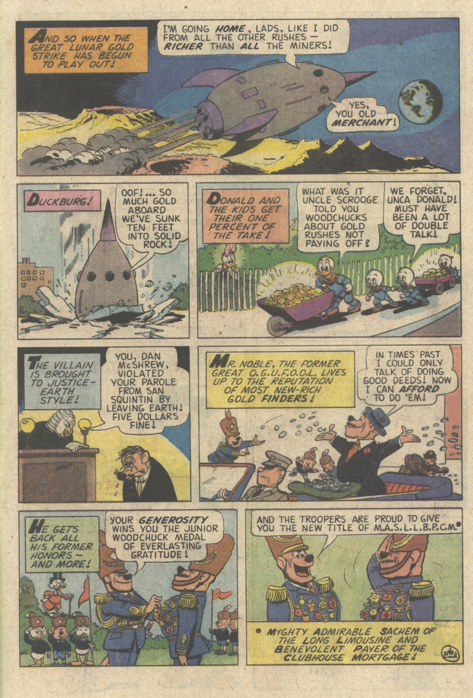Read online Uncle Scrooge (1953) comic -  Issue #242 - 65