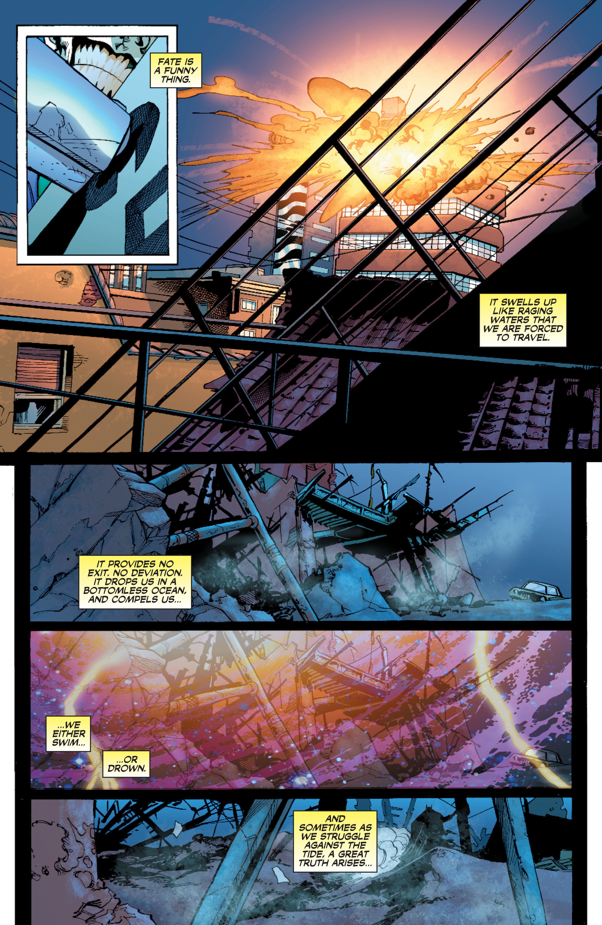 Read online Batman: Under The Red Hood comic -  Issue # Full - 315
