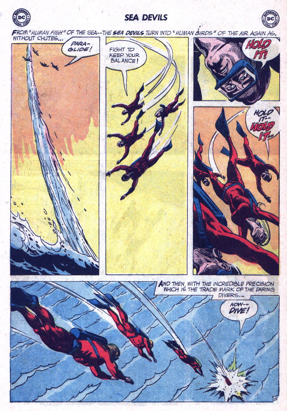 Read online Sea Devils comic -  Issue #9 - 13
