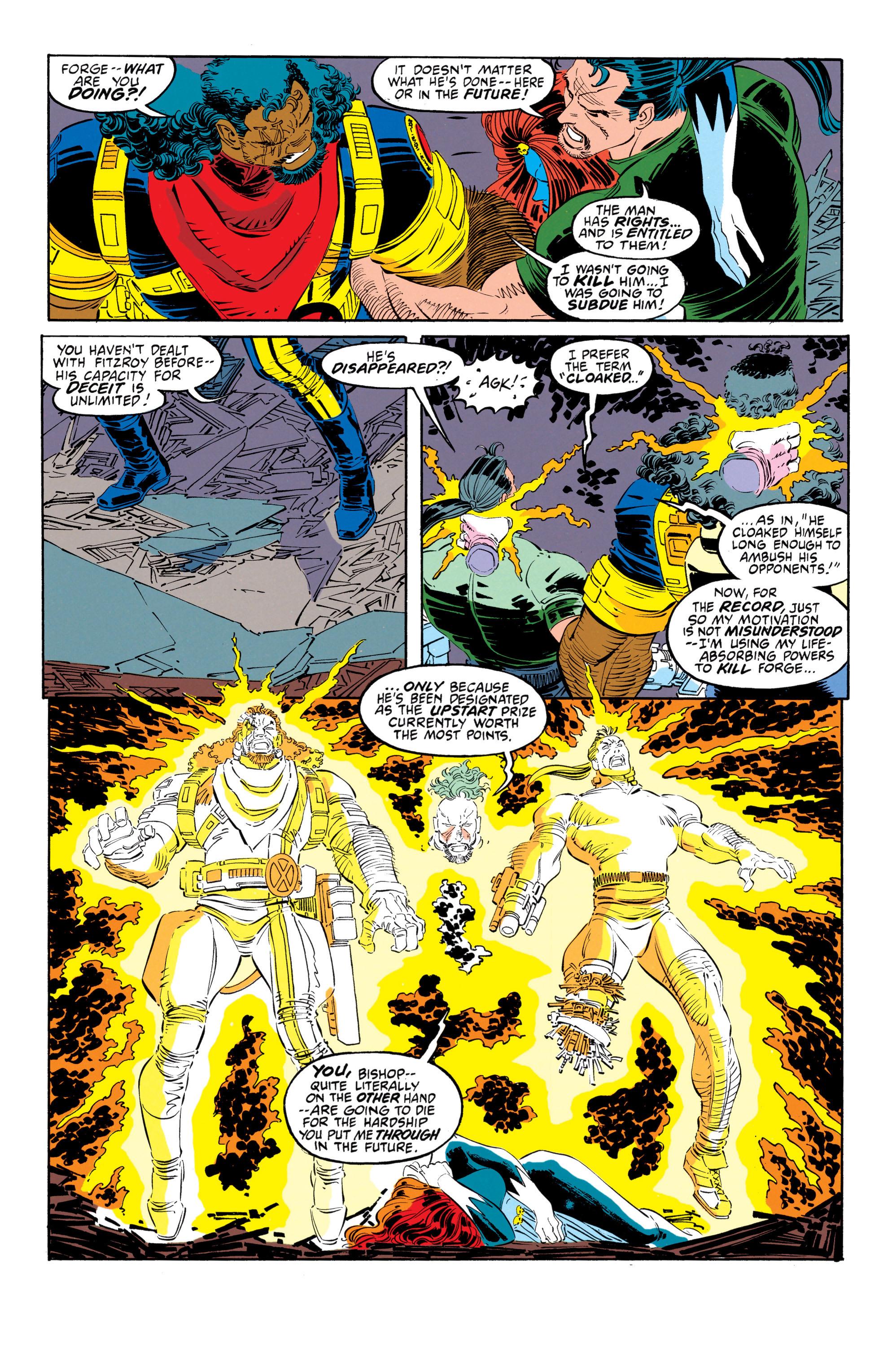 Read online Uncanny X-Men (1963) comic -  Issue #302 - 15