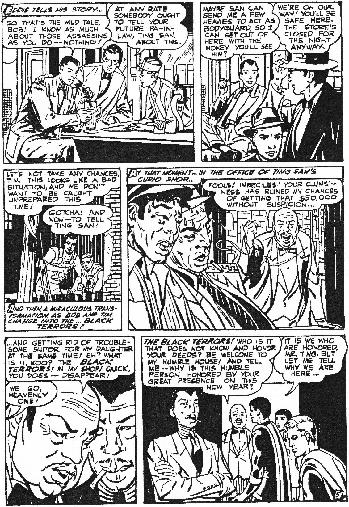 Read online Men of Mystery Comics comic -  Issue #84 - 19