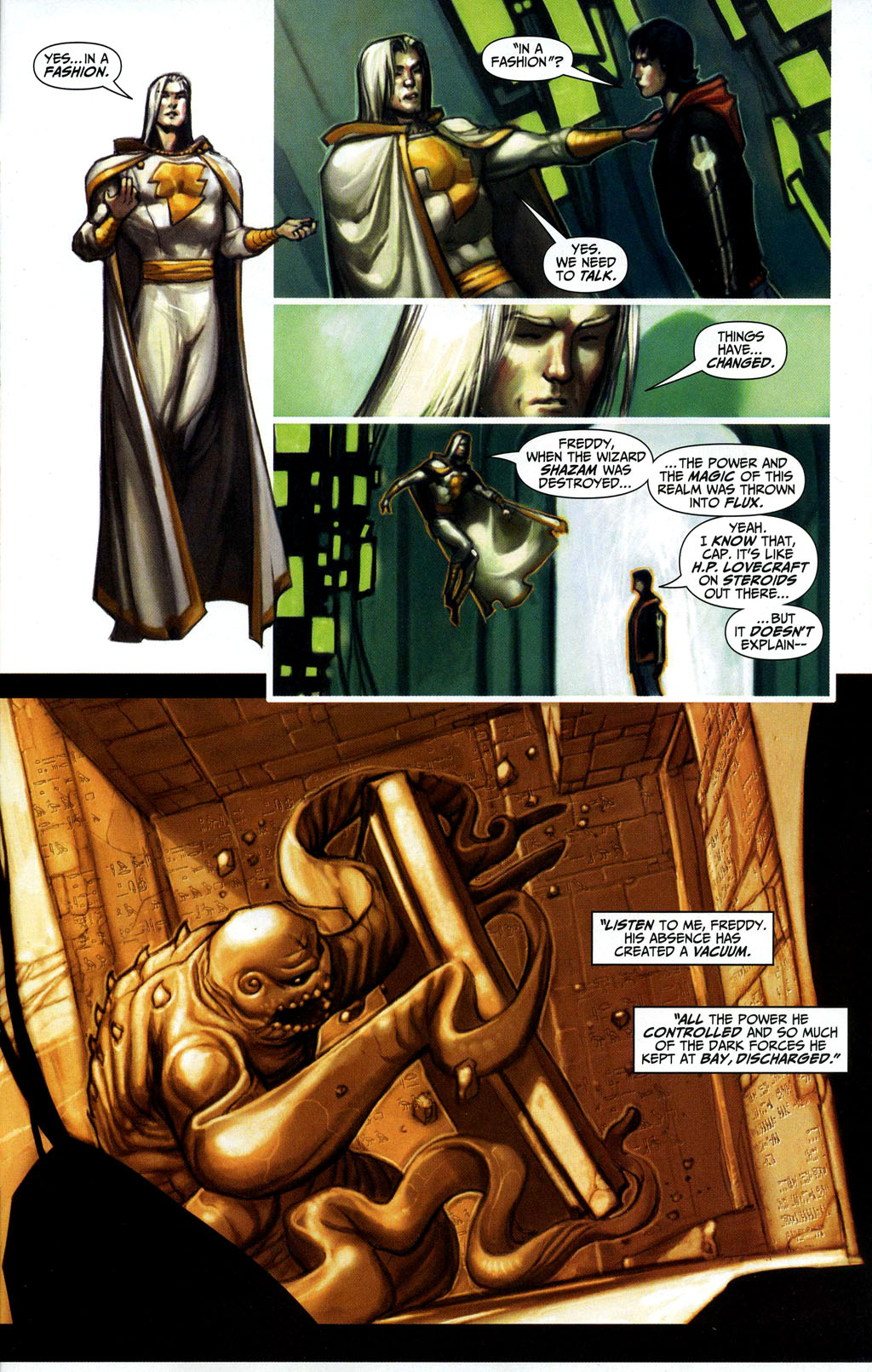 Read online Trials of Shazam comic -  Issue #2 - 13