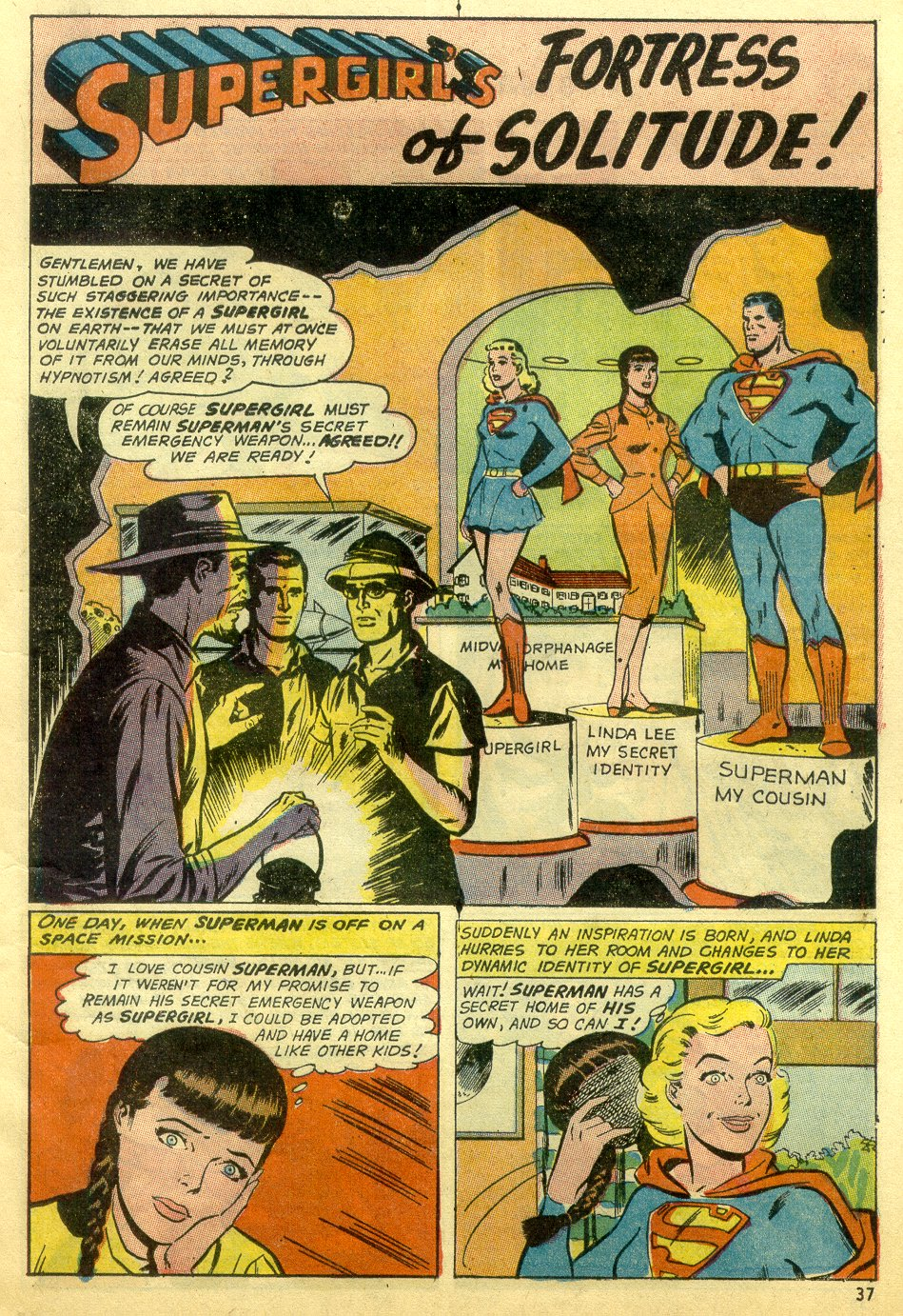 Action Comics (1938) 334 Page 38