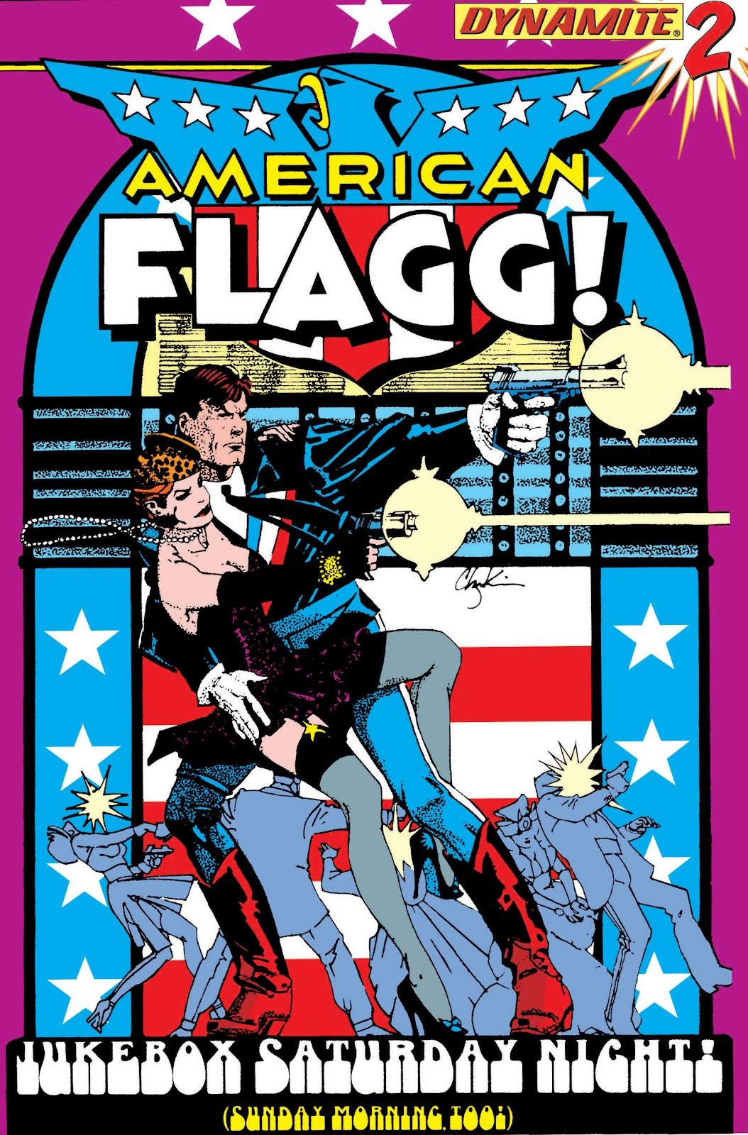 American Flagg! issue Definitive Collection (Part 1) - Page 50