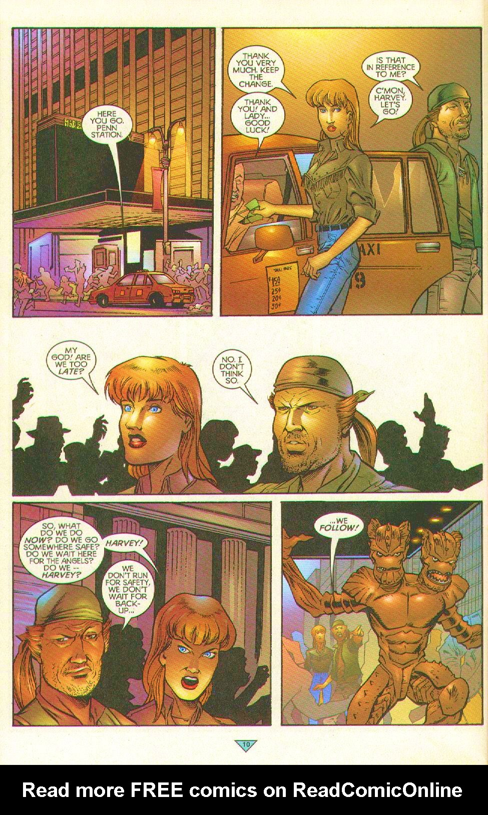 Read online Trinity Angels comic -  Issue #11 - 11