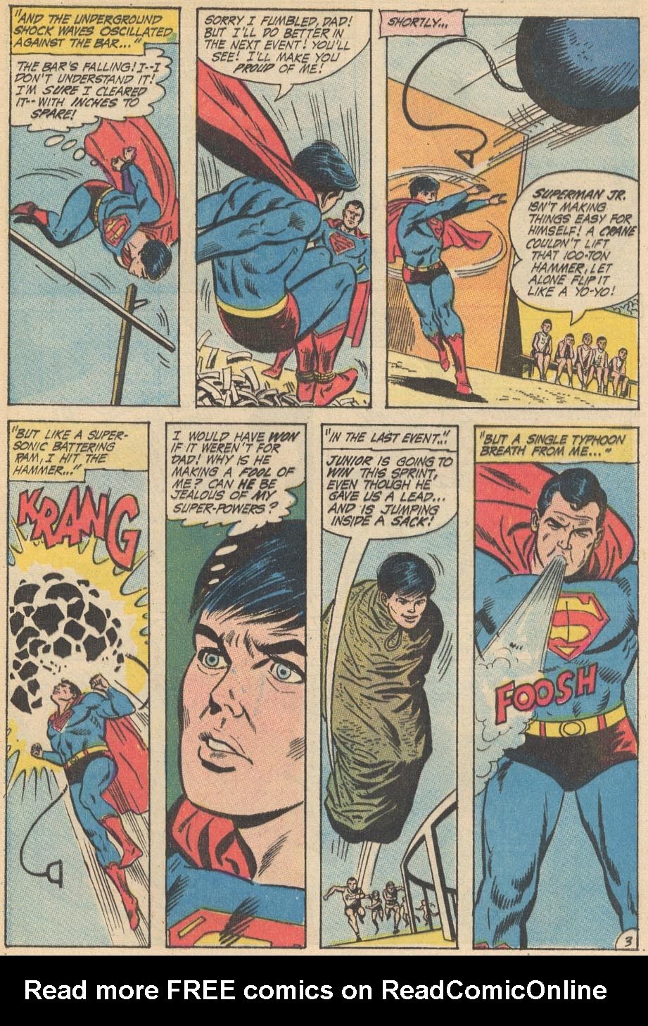 Read online Action Comics (1938) comic -  Issue #392 - 5