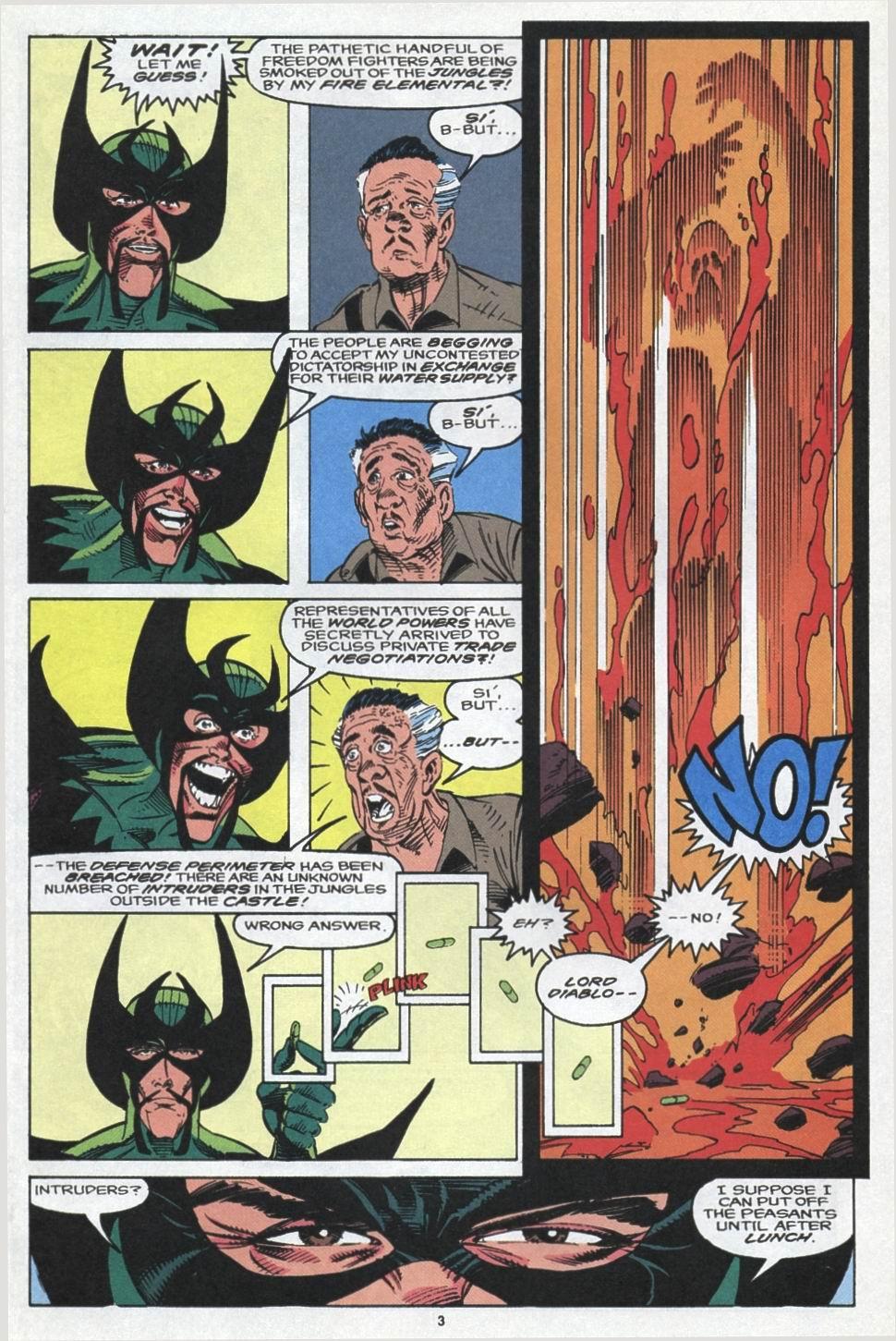 Read online Alpha Flight (1983) comic -  Issue #102 - 4