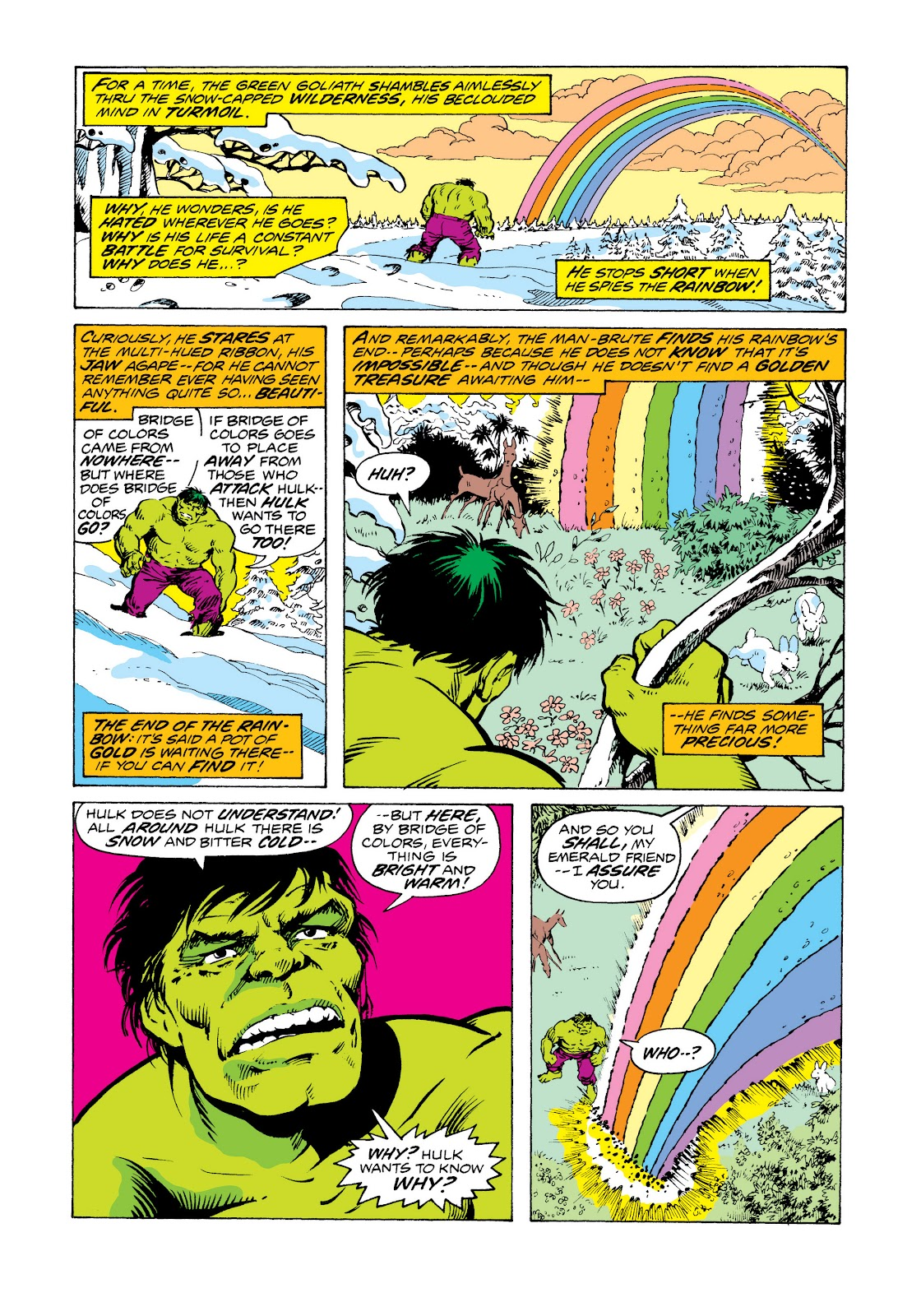 Read online Marvel Masterworks: The Incredible Hulk comic -  Issue # TPB 11 (Part 2) - 25