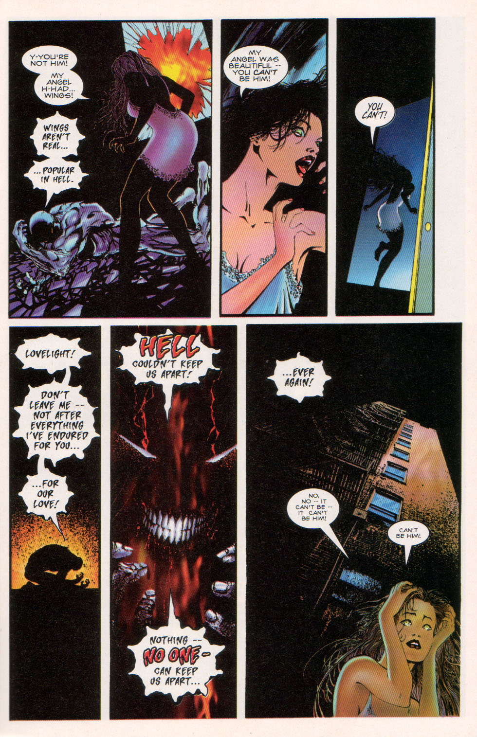 Read online Hellshock comic -  Issue #3 - 5
