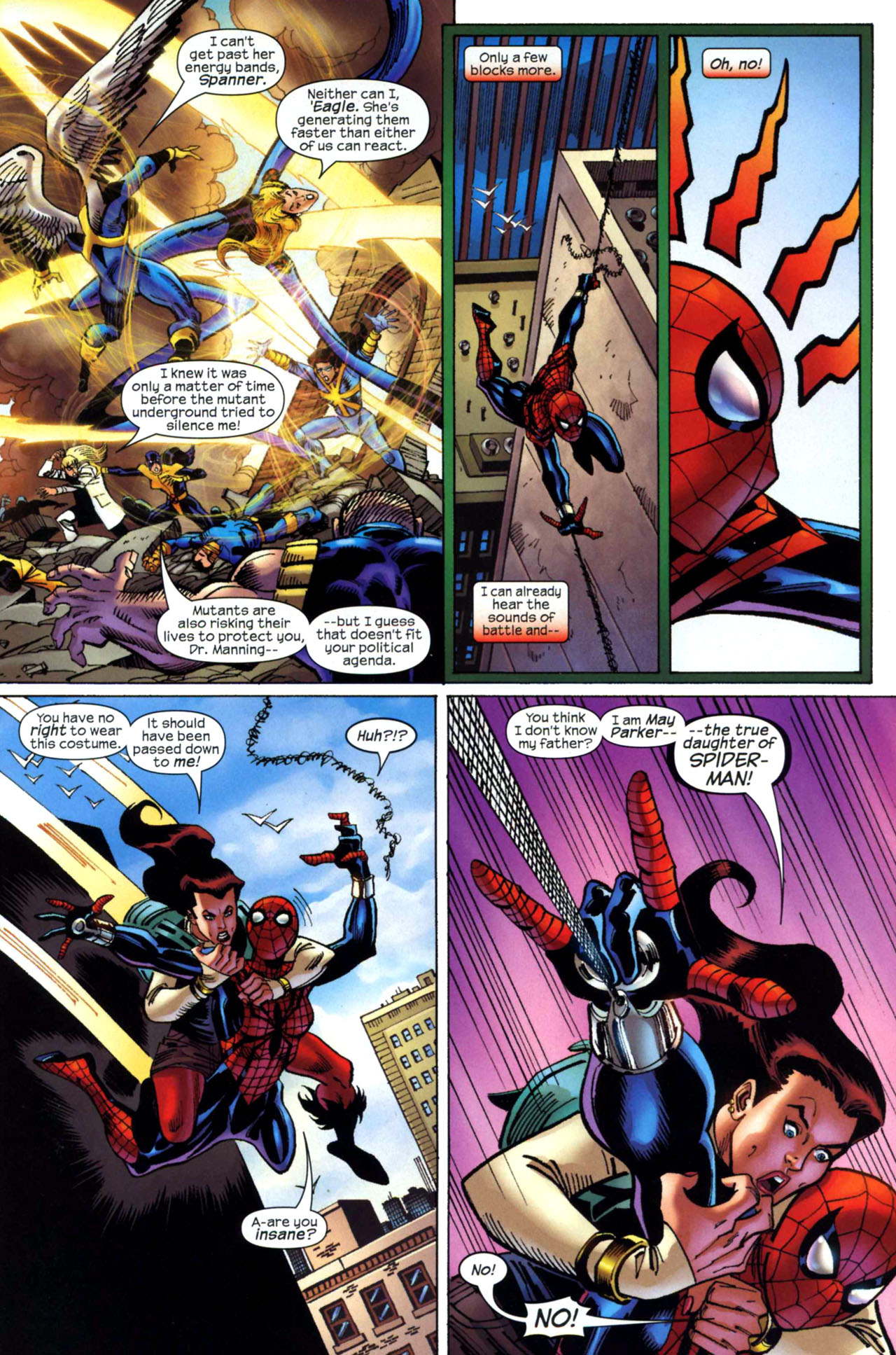 Read online Amazing Spider-Girl comic -  Issue #24 - 16