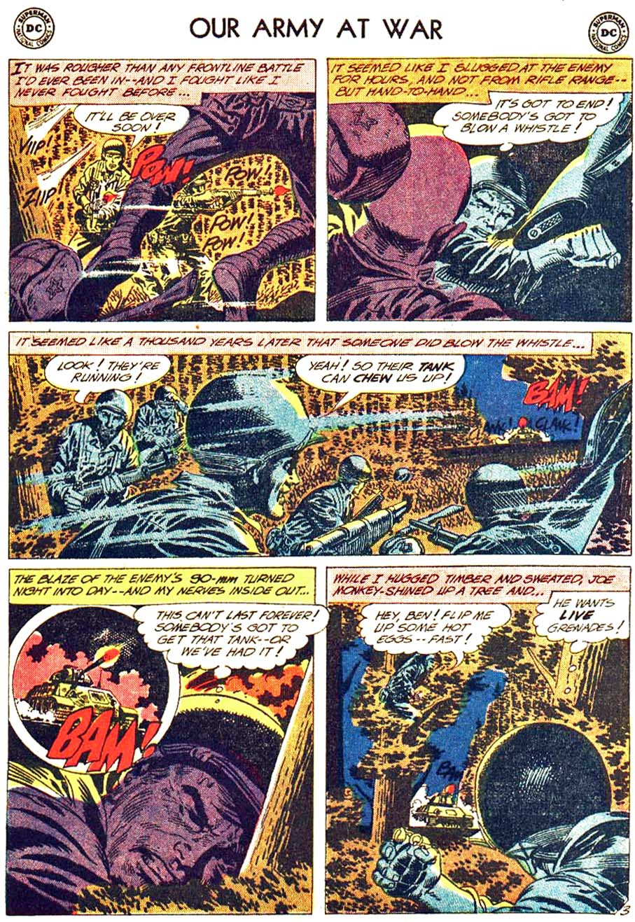 Our Army at War (1952) issue 98 - Page 16