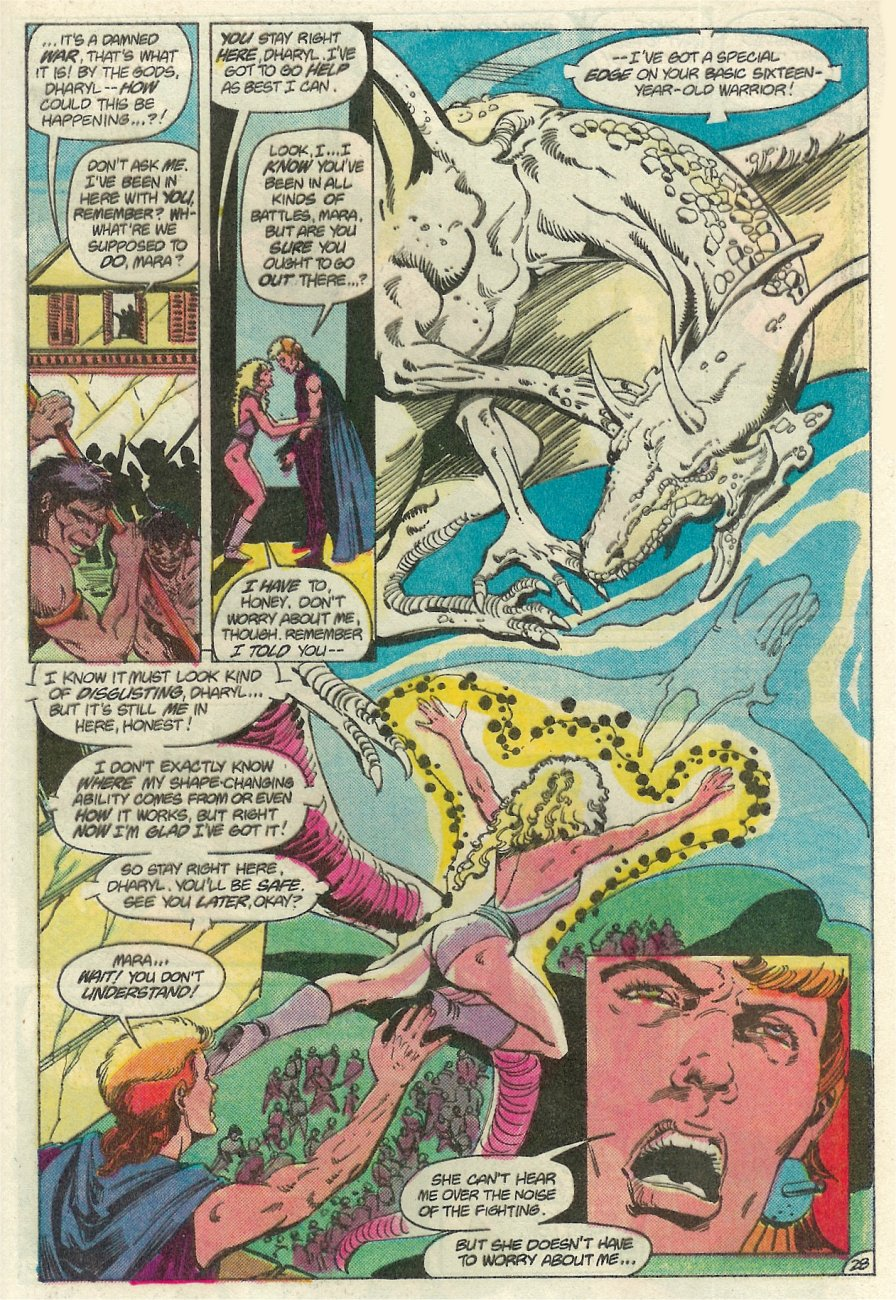 Read online Arion, Lord of Atlantis comic -  Issue #Arion, Lord of Atlantis _Special 1 - 29