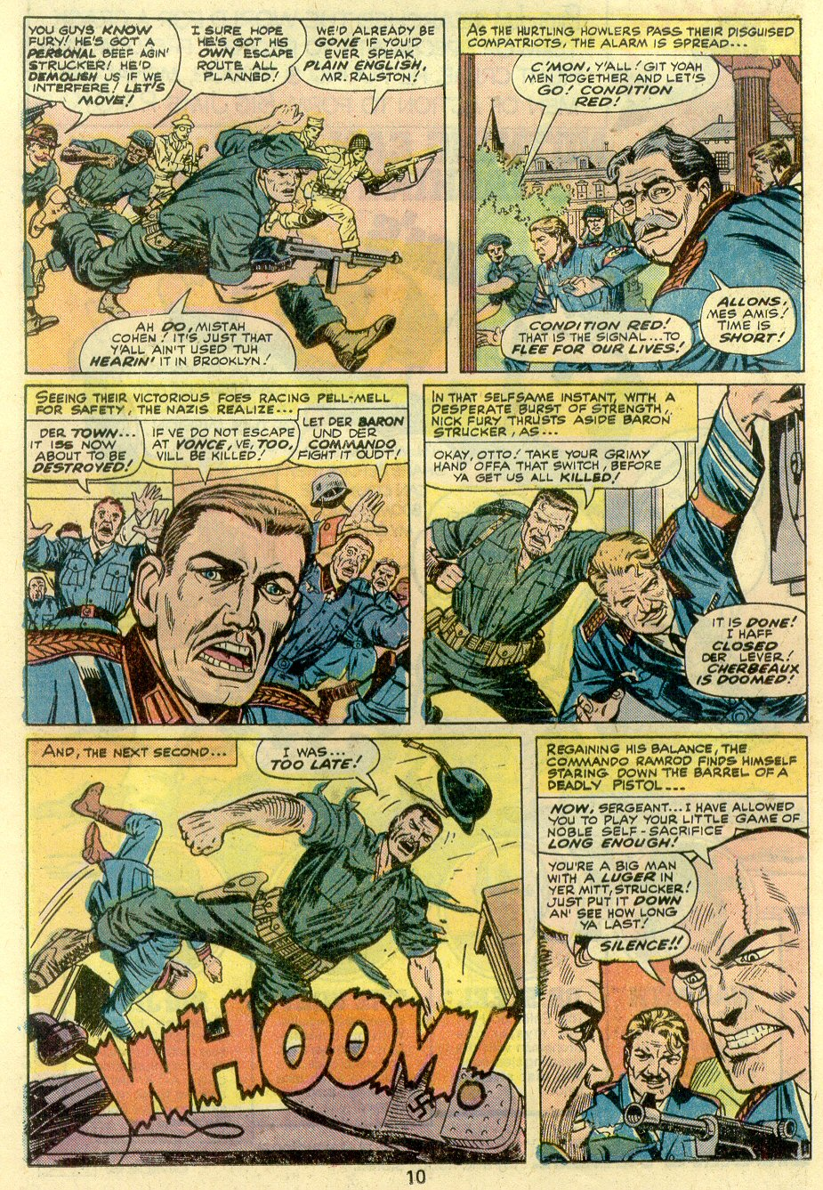 Read online Sgt. Fury comic -  Issue #131 - 12
