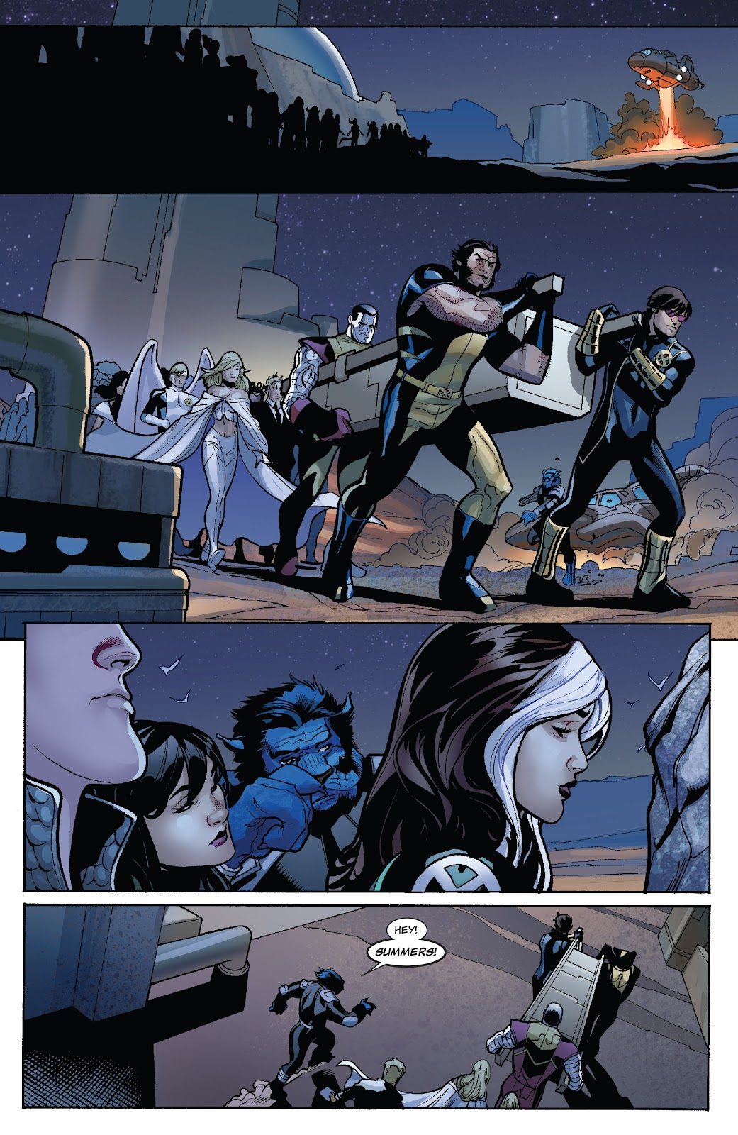 Read online X-Men: Second Coming comic -  Issue # _TPB (Part 2) - 54